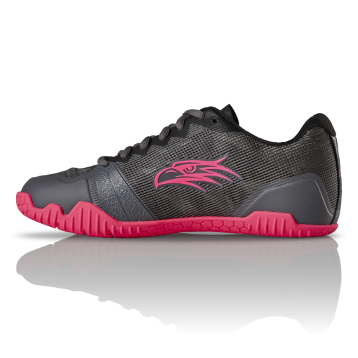 Salming Hawk Women GunMetal/Pink